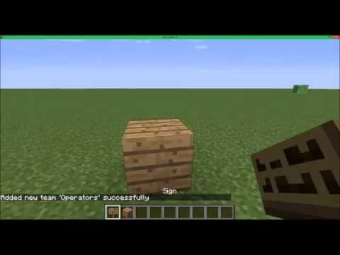 Change Name Color in Minecraft 1.8 No Mods