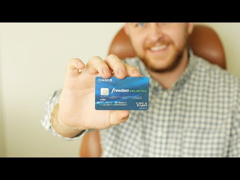 Chase Freedom Unlimited Credit Card Review