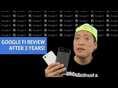 Google Fi Review After 3 Years!