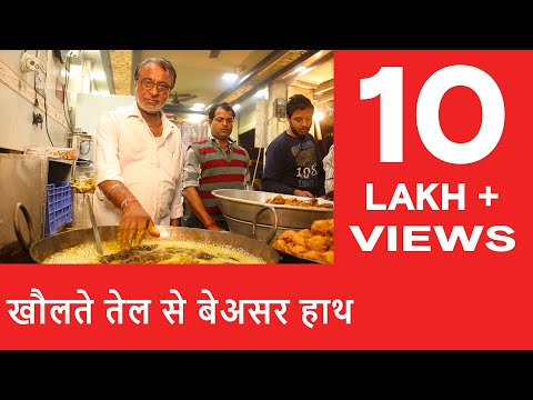 WOW! This Chef Can Fry with His Bare Hands - OMG! Yeh Mera India