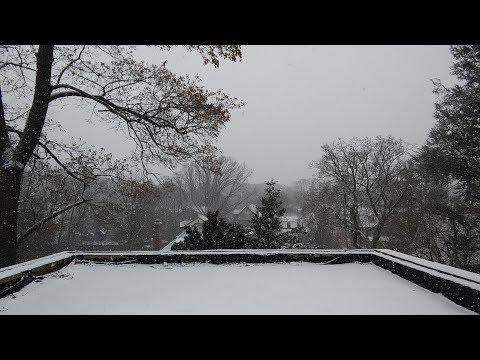 Falling Snow Music: Relaxing, Chill, LOFI, Radiant 2018