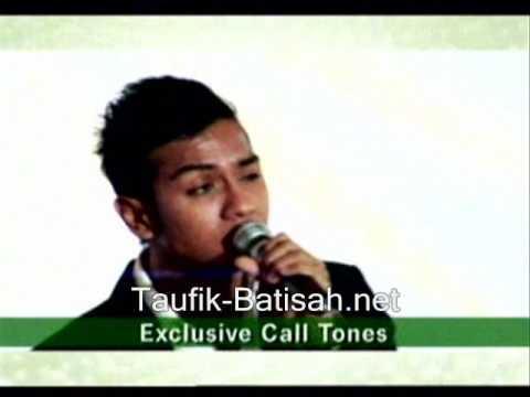 Taufik - Exclusive Starhub Call Tones