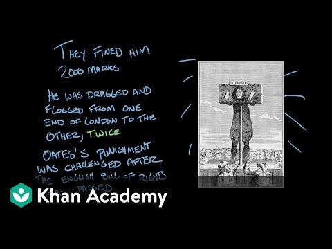 The Eighth Amendment | US Government and Politics | Khan Academy