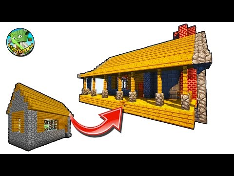 How to Transform a Minecraft Village Library