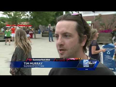 Police investigating counterfeit Summerfest tickets