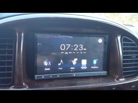 Appradio 3 - ARU Miracast Setup - Galaxy S6 Edge