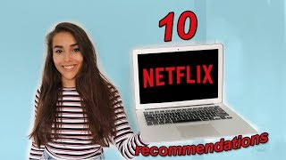 10 NETFLIX RECOMMENDATIONS || TV Shows & Movies to Watch #1