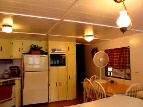 How to paint wood paneling and wood cabinets (video # 3 of 3)