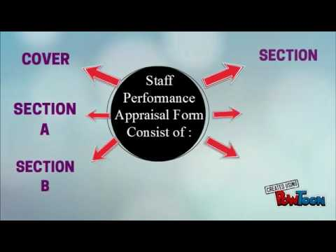 How to Fill Out the Staff Performance Appraisal Form