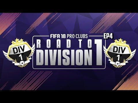 FIFA 18 Pro Clubs Series   #4   Destroying Teams & Scoring Goals!