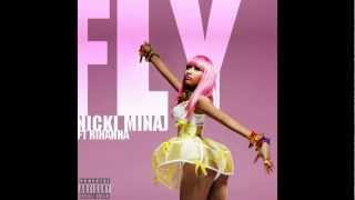 Nicki Minaj ft. Rihanna - Fly (Official Instrumental)