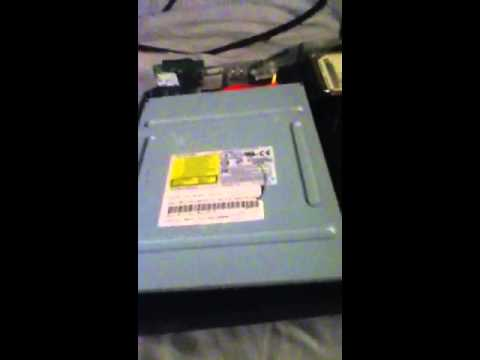 How to take apart you xbox 360 slim disk drive
