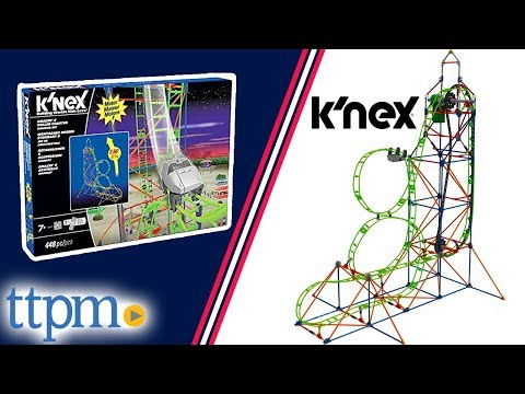 Amazin' 8 Roller Coaster from KNEX