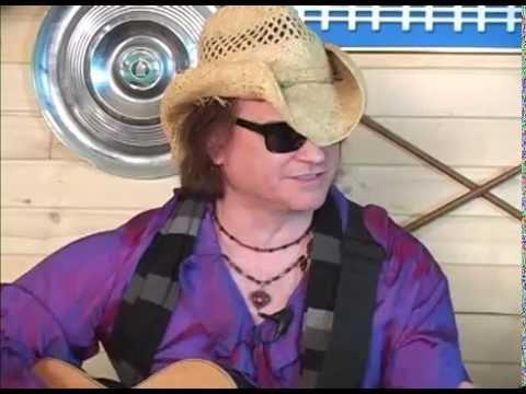 Garrett Dawson on KLUK TV's Split Hoof Tonight