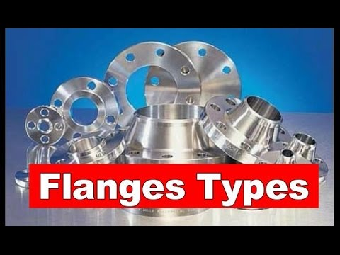 Flange Types   Piping Official