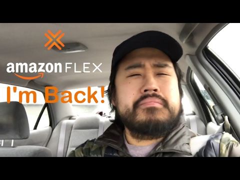 Amazon Flex - Confused, But Thankful (IM BACK!)