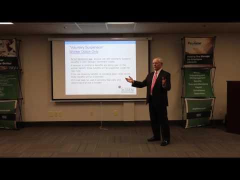Chapter 17: Voluntary Suspension & Retroactive Benefit
