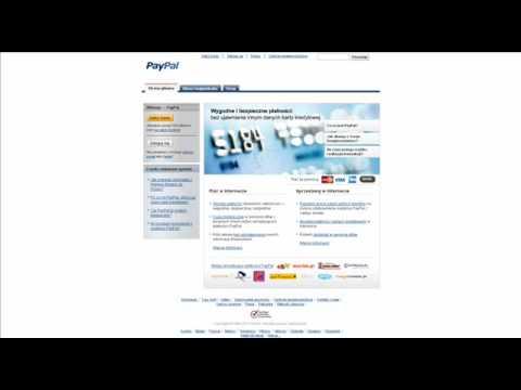 Jak założyć konto Pay Pal