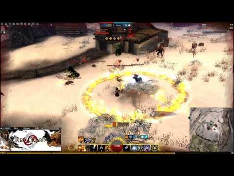 Guild Wars 2 - Elementalist 1v3 and 1v6, Tier 1 EU