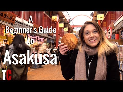 A Beginner's Guide to Asakusa