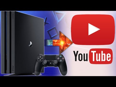 HOW TO Use PS4 to EDIT and UPLOAD Videos to YouTube (ShareFactory Tutorial)