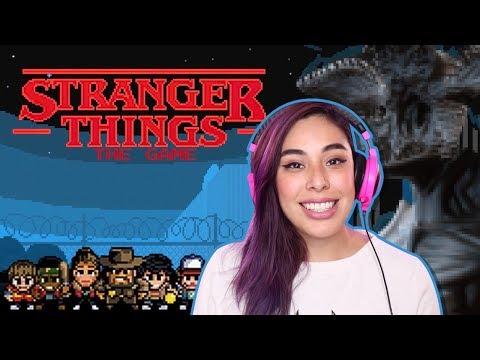 Stranger Things -  the Mobile App Game!