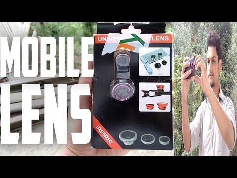 Universal Clip lens for Mobile Phone - Ebay | CreatorShed