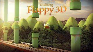 Flappy 3D - Reimagining Flappy Bird