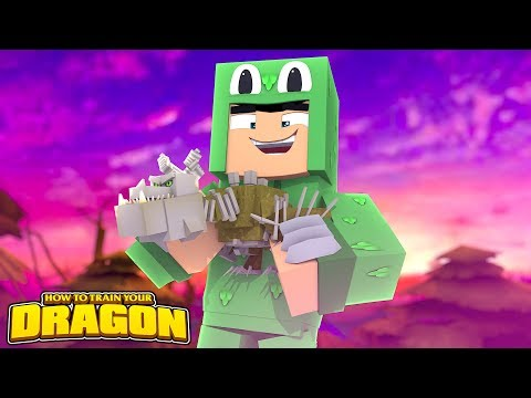 THE DRAGONS GROW UP! HOW TO TRAIN YOUR DRAGON #57 w/ Little Lizard