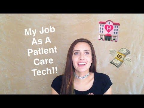 PCT Job Experience: Pay/Duties/Struggles...