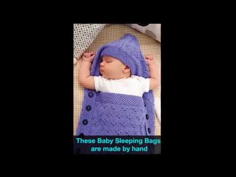 Baby Sleeping Bag!