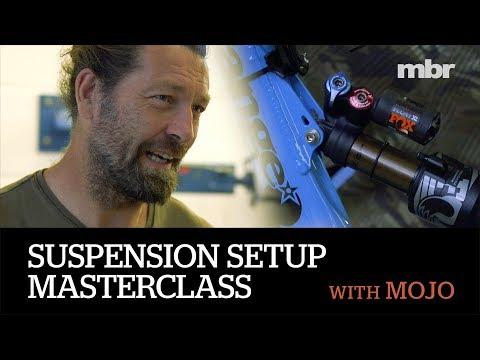 Suspension Set-Up Masterclass | MBR & Mojo