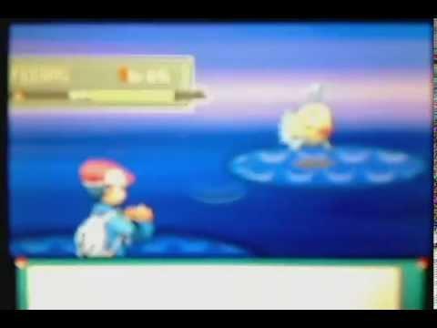 How to get Feebas in Pokemon Platinum
