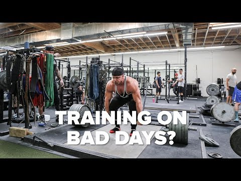 Do BAD WORKOUTS Provide ANY Benefit?
