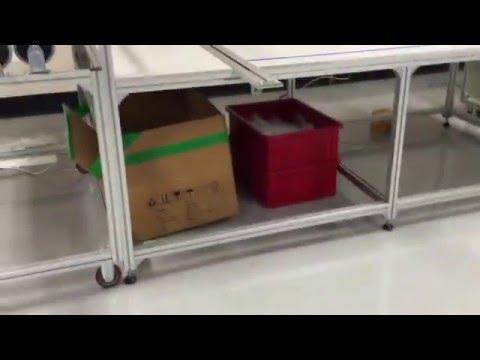 Solar panel manufacturing machines