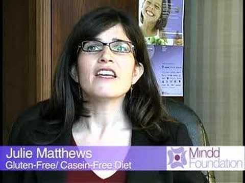 Gluten-Free/ Casein-Free Diet by Julie Mathews