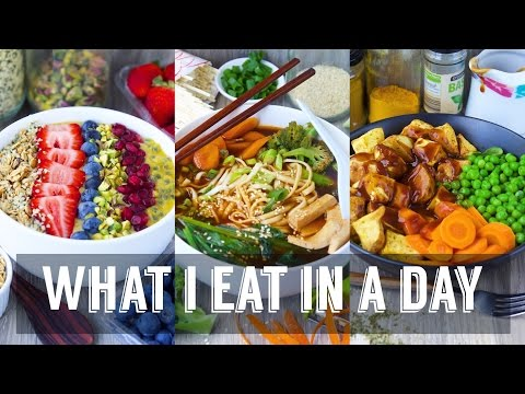 What I Eat In A Day | Vegan #54