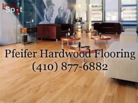 Pfeifer Hardwood Flooring | Flooring Contractor of Baltimore, MD