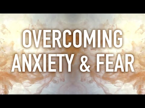 Guided Mindfulness Meditation On Overcoming Anxiety And Fear Hd