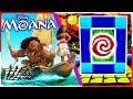 Minecraft MOANA - How to Make a Portal to the MOANA MOVIE