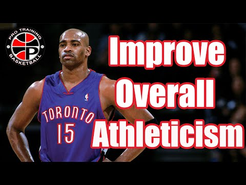 Become A Better Overall Athlete | Sprint, Slide, Jump | Pro Training Basketball