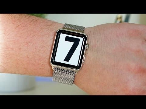 7 Awesome Apple Watch tricks