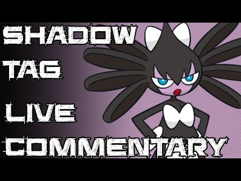 Pokemon Live Commentary: Trick Room Team #1