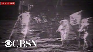 Download Apollo 11 moon mission ″captured everybody's imagination″ Video