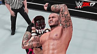WWE 2K17 - Randy Orton vs Finn Balor - WWE Wrestlemania 32 (PS4/XBOX ONE)