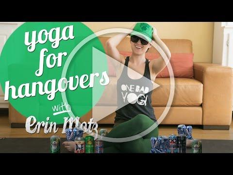 Yoga for Hangovers (Beginner/Intermediate)
