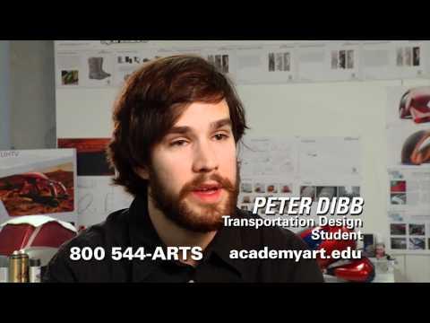 Academy of Art University School of Industrial Design : Transportation Design 60