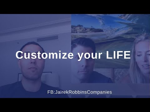 FB Live Repost: Customize your LIFE