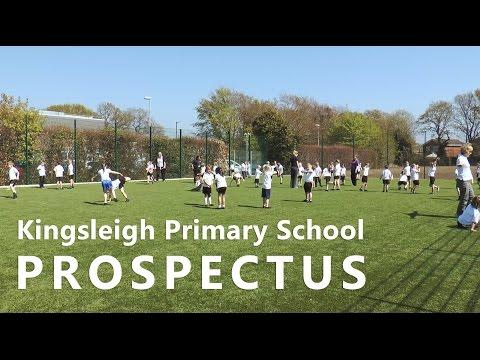 Kingsleigh Primary School | School Prospectus Video