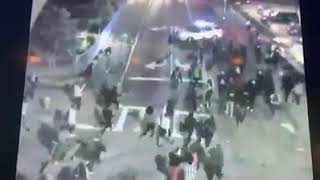 Worcester Police Video Shows People Surround Cruiser During Disorder In Main South